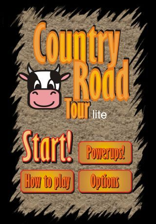 Screenshot CountryRoadTour lite