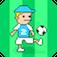 Art Football Juggle-Ball Soccer Heroes
